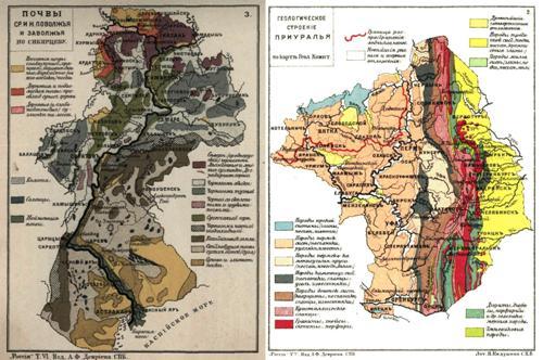 карты и Схемы городов